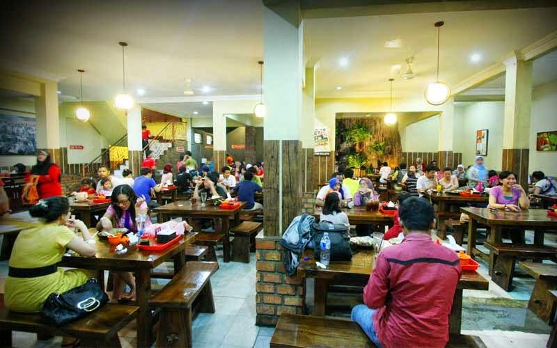 tempat makan bebek enak di jakarta, tempat makan bebek kaleyo jakarta